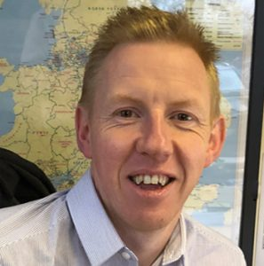 Glyn - business development manager