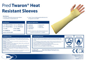 Twaron Sleeve Data Sheet