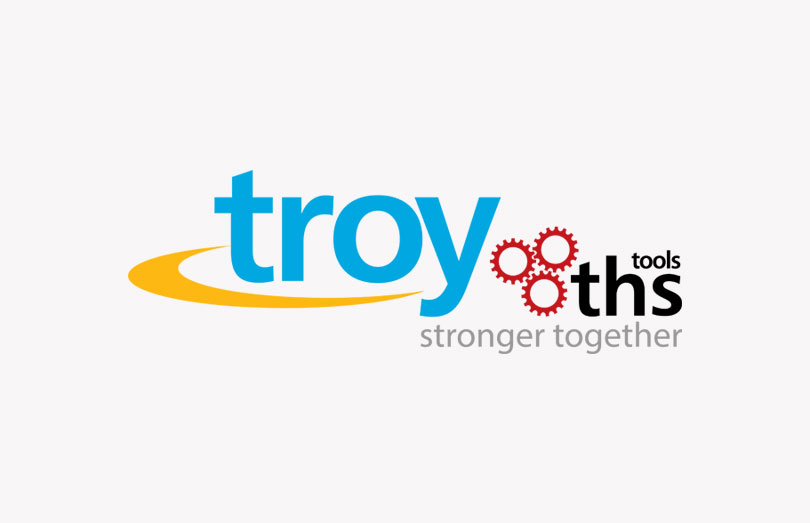 TROY and THS logo