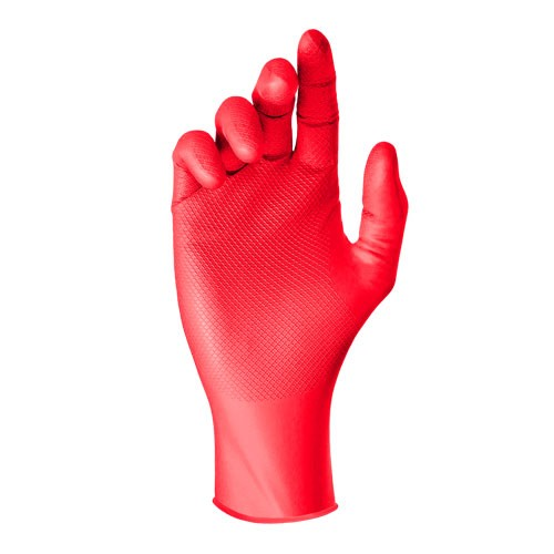 Gripsafe RED glove