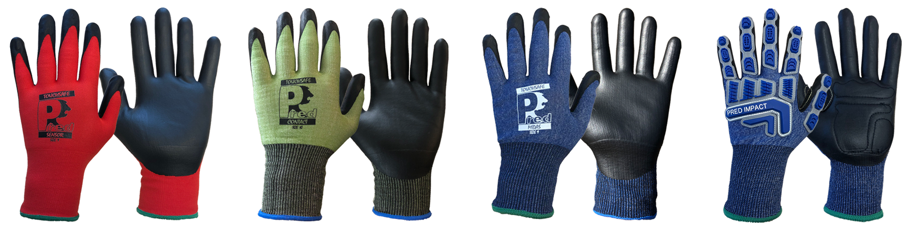 Touchsafe Glove Images